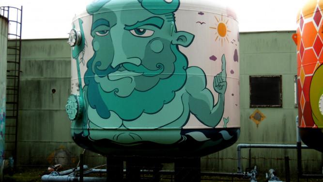 graffiti paint streetart art