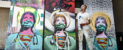 graffiti paint art streetart