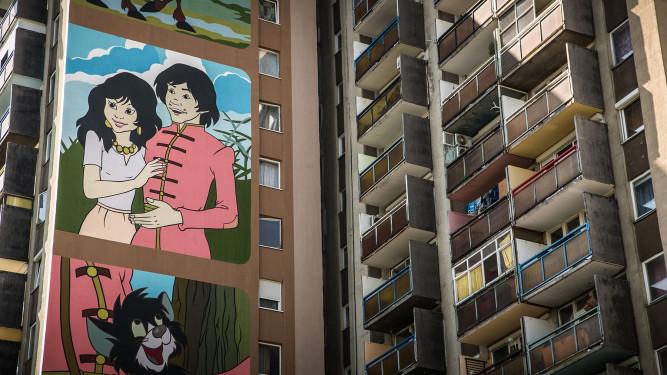 graffiti paint art szinesvaros